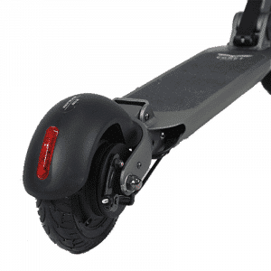 EGRET Eight V2 E Scooter black Walberg electric scooters Rear View